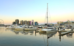 Melbourne, australia, città