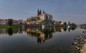 Meissen, Germania, castello
