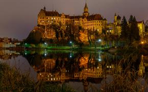 ホーエンツォレルン城, バーデンヴュルテンベルク州, ドイツ