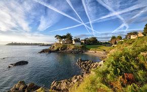 Saint-Quay-Portrieux, Bretagne, France