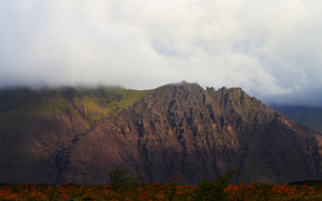 Personas per Kisenok, Montagne, cielo, chiaro, aria, nebbia
