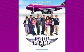 Улетный транспорт, Soul Plane, фильм, кино