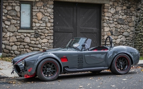 1965 Superformance Shelby Cobra 5.0L Coyote TKO600 5 Spd, AC Shelby Cobra, Sports car