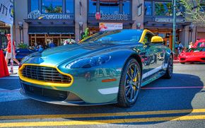 Aston Martin, macchina, auto