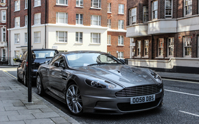Aston Martin, Machine, voiture