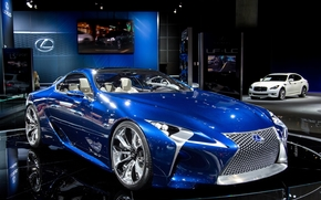 Lexus, machine, car