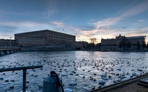 Stoccolma, Svezia, città