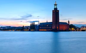 Stockholm, Sweden, город