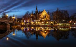 Sztokholm, Szwecja, miasto
