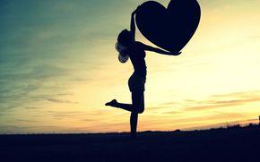 Personas de Kisenok, Valentine, Día de San Valentín, fiesta, corazón, corazones, Corazón