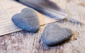 обои от Kisenok, день святого валентина, день всех влюбленных, праздник, сердце, сердечки, сердца