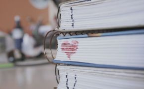Personas by Kisenok, Valentine, Valentine's Day, holiday, heart, hearts, Heart, Books