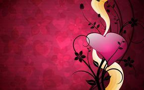 Personas by Kisenok, Valentine, Valentine's Day, holiday, heart, hearts, Heart