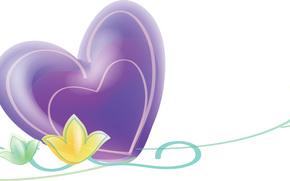день святого валентина, день всех влюбленных, праздник, сердце, сердечки, сердца