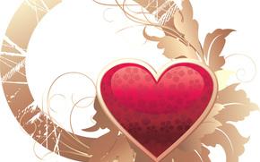 Valentine, San Valentino, vacanza, cuore, cuori, Cuore