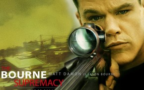 The Bourne Supremacy, The Bourne Supremacy, film, movies