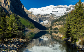 Lake Louise, Banff National Park, Alberta, Kanada