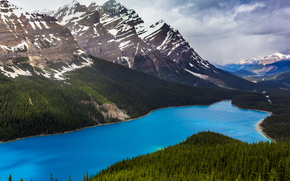 Peyto Lake, Banff National Park, Alberta, Kanada