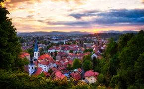 Ljubljana, Slovenia, city