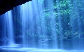 Nabegataki-Falls, Kumamoto, japan