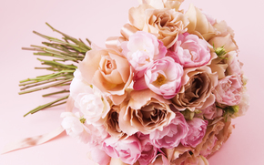 Flowers, flower, rose, Roses, COMPOSITION, bouquet