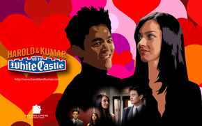 Гарольд и Кумар уходят в отрыв, Harold & Kumar Go to White Castle, фильм, кино
