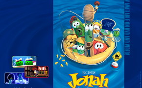 Pirates in the Land of Vegetables, Jonah: A VeggieTales Movie, film, movies