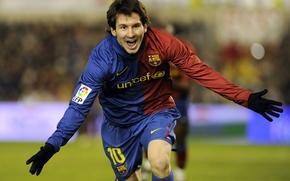 Leonel Messi, jogador de futebol, esporte