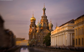 St. Petersburg, Savior on the Blood, Church