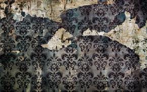 vintage, antiquity, Wallpaper, pattern