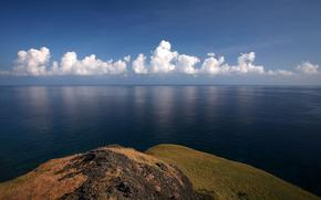 Taiwan, Island, Sea, heaven