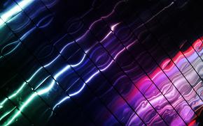 линии, блики, цвет