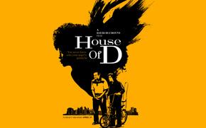Geheimnisse der Vergangenheit, House of D, Film, Film