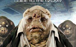 Autostoppisti Guida galattica, La guida del Hitchhiker alla galassia, film, film
