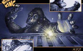 King Kong, King Kong, film, film