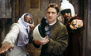 The Hitchhiker's Guide to the Galaxy, The Hitchhiker's Guide to the Galaxy, film, movies
