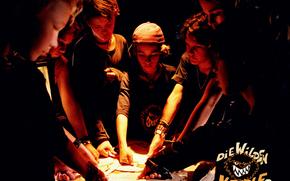 Дикая банда 2: Сорванцы снова в игре, Die Wilden Kerle II, фильм, кино