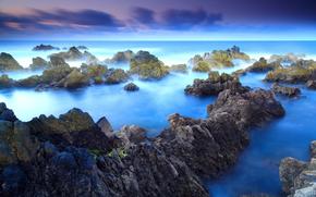 португалия, море