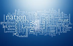 минимализм, текстуры, разное, обои, слова, буквы, выражения, креатив, дизайн, синий, голубой