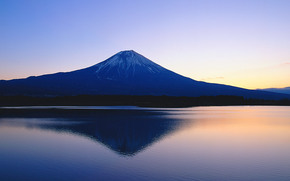 Japan, mountain, Fuji