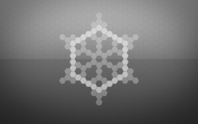 snowflake, Figure, honeycomb