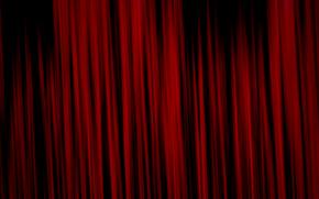 текстуры, абстракция, красный, шторы, фон
