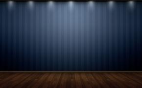 текстуры, стена, обои, лампы, свет, пол, креатив
