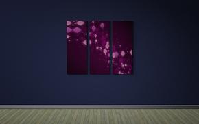 минимализм, текстуры, креатив, обои, картины, картина, пол, стены, стена