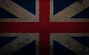 англия, великобритания, флаги, кресты, красный, синий, линии, полосы, символы, текстуры