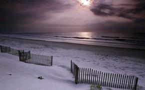 ciel, sable, mer