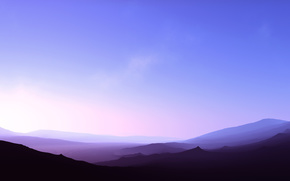 пейзажи, обои, фото, красота, панорама, горы, небо, горизонт, вид, даль
