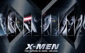X-Men, X-Men, filme, filme