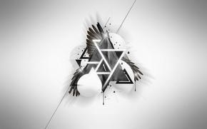 Minimalismo, Color blanco, fondo, ornamento, simbolismo, carta, Arte, Creatividad