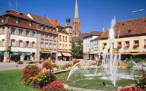 Germania, Baden-Wuerttemberg, fontana
